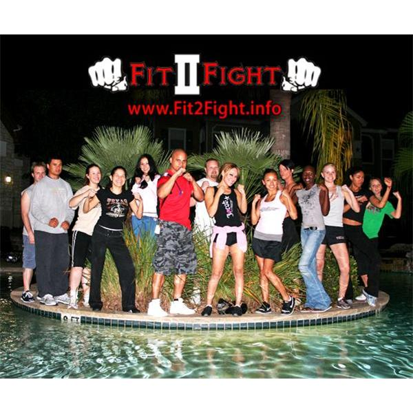 Fit2Fight