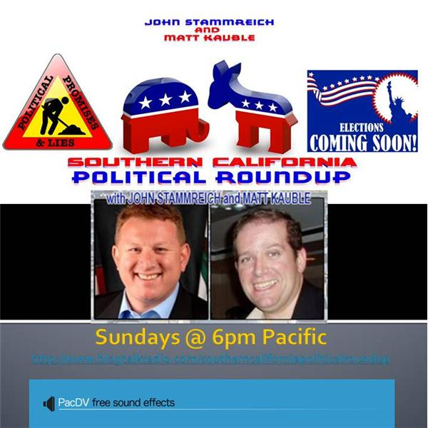 Southern CA Political Round-up