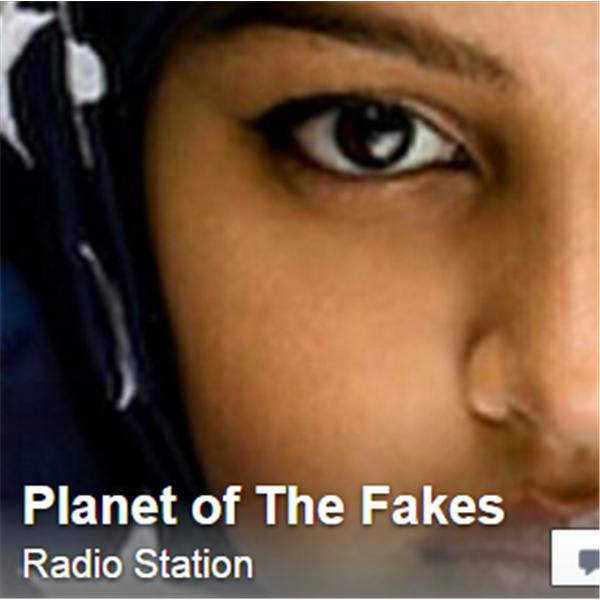 Planet of the fakes online radio blogtalkradio planet of the fakes voltagebd Choice Image