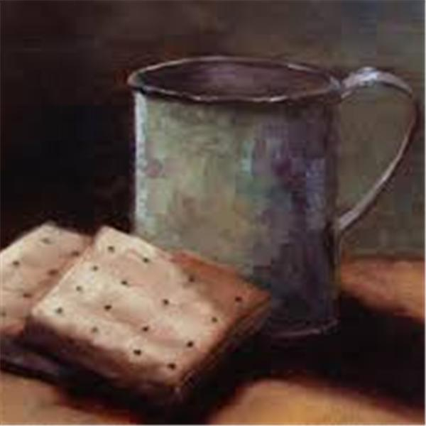 Hardtack and Coffee