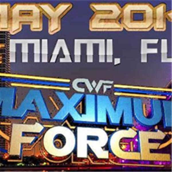 CWF Maximum Force Radio