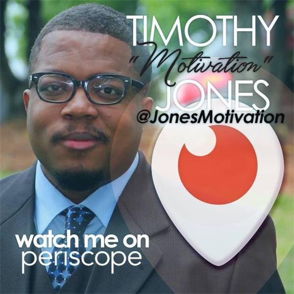 Timothy Motivation Jones