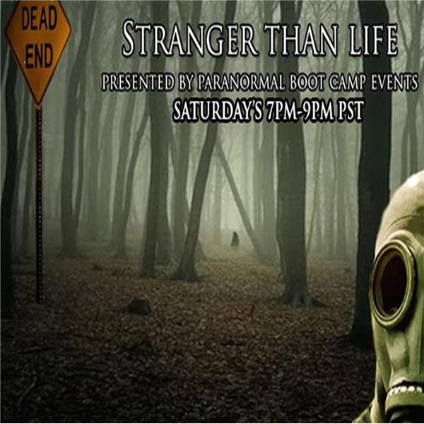Paranormal Boot Camp Events