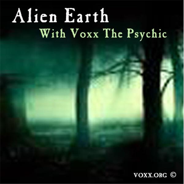 Alien Earth With Voxx