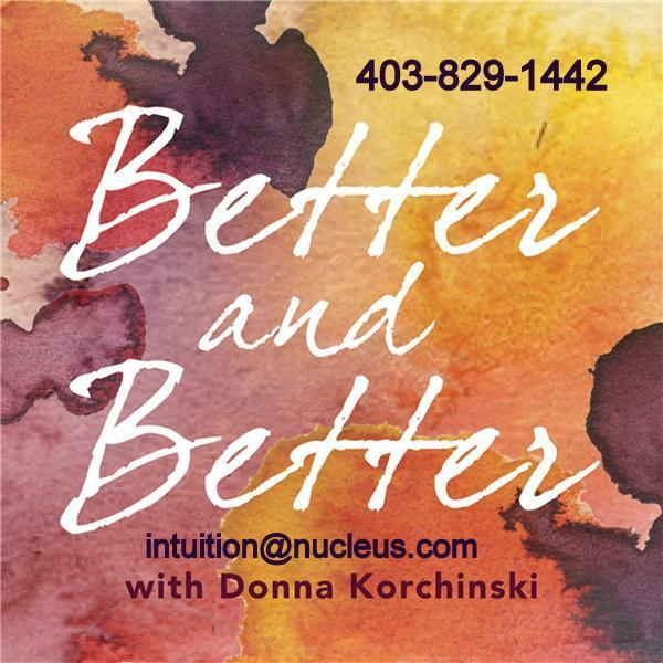 Better and Better with Donna