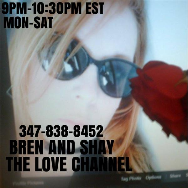 THE LOVE CHANNEL BREN SHAY