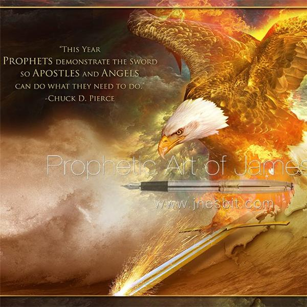 Eagles of Fire*Co of Prophets