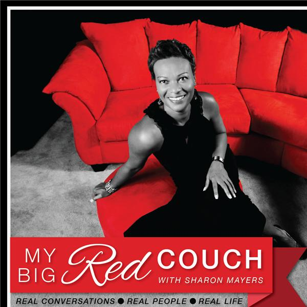 My Big Red Couch With Sharon Mayers