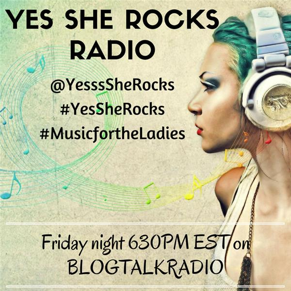 YES SHE ROCKS RADIO