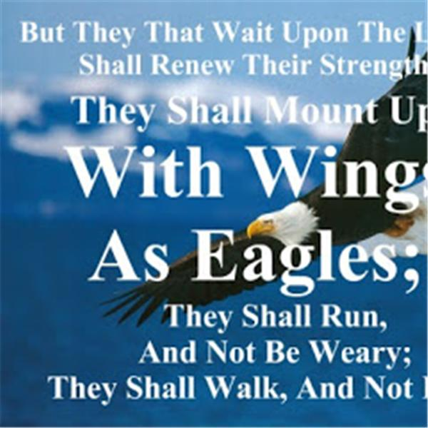 THE PROPHETIC EAGLES