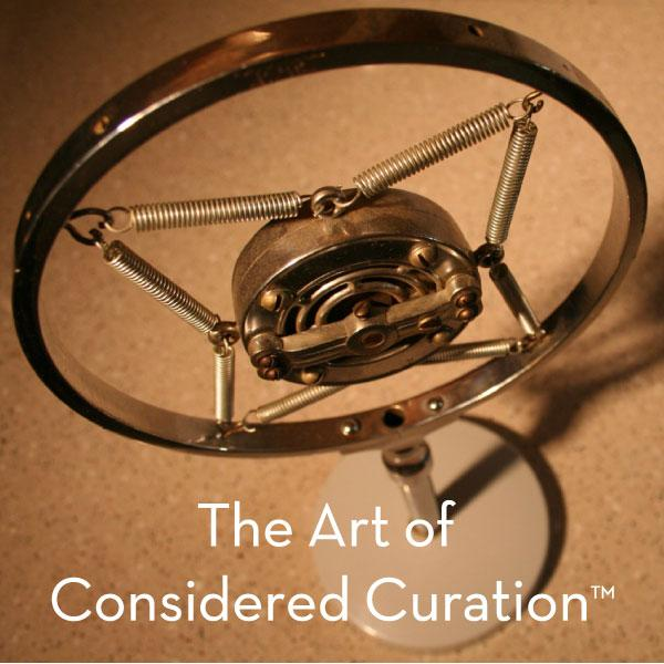 The Art of Considered Curation