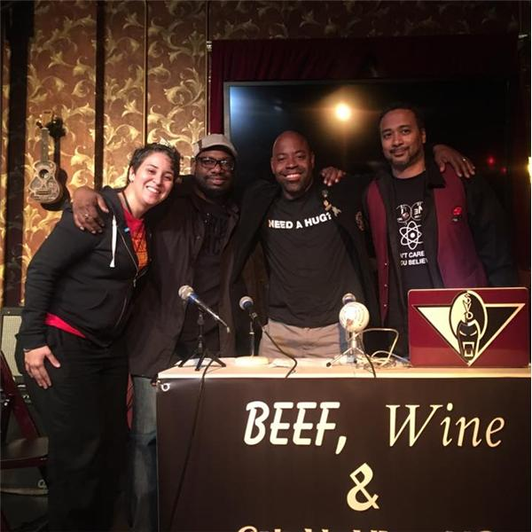 Beef Wine And Shenanigans