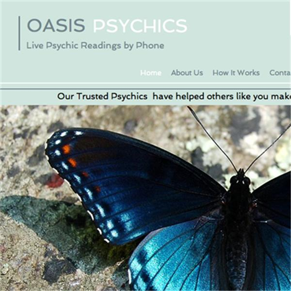 Oasis Psychic Hour