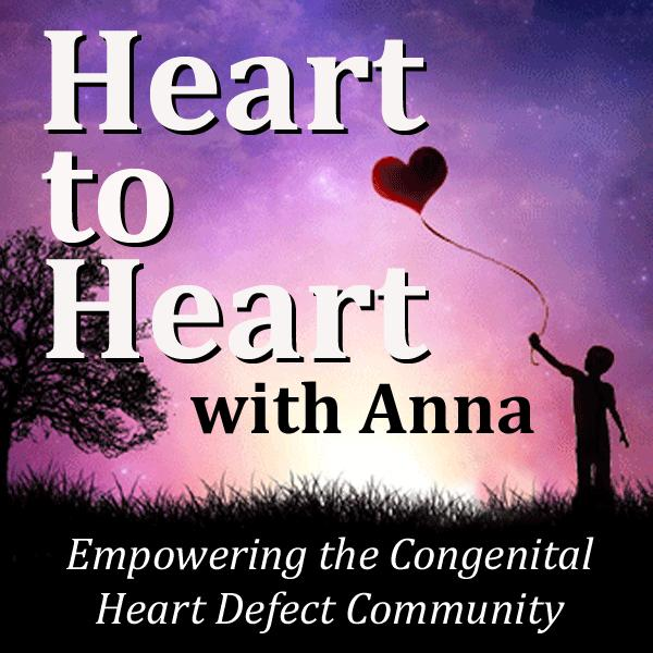 Heart to Heart with Anna