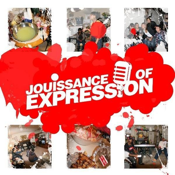 Jouissance of Expression