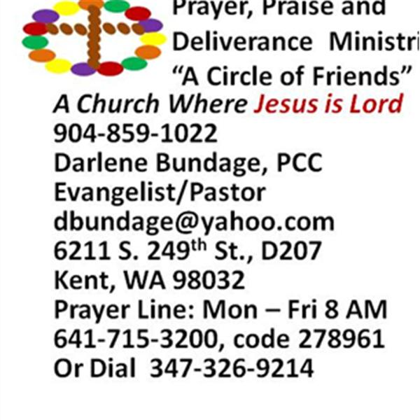 Prayer Praise Deliverance