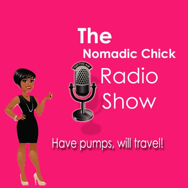 The Nomadic Chick live