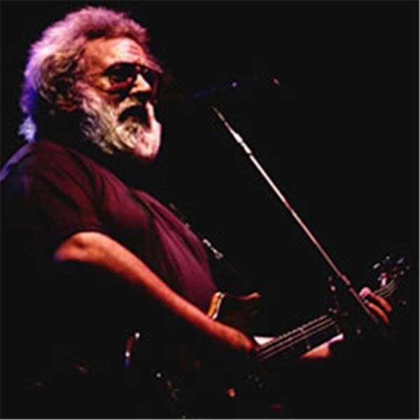 Six Degrees of Jerry Garcia
