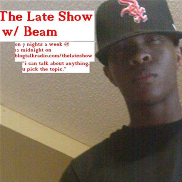 The Late Show w Beam