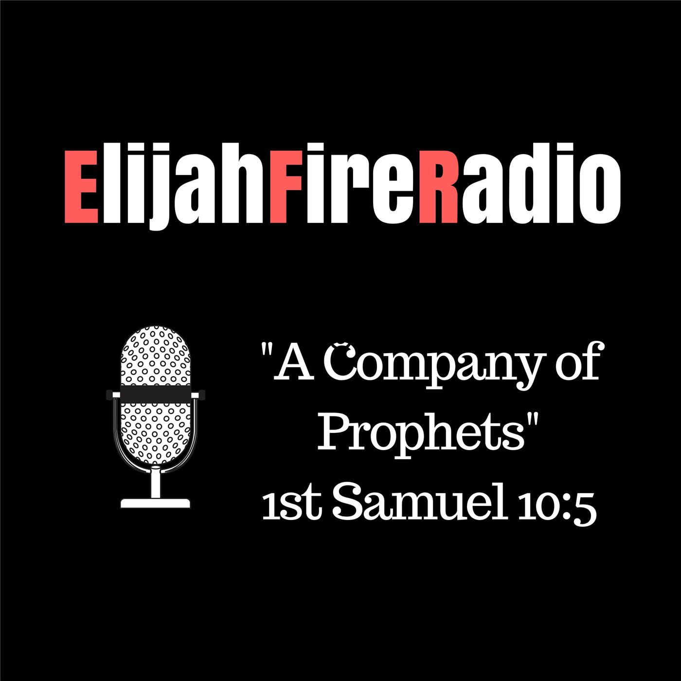 ElijahFireRadio with James Graybeal