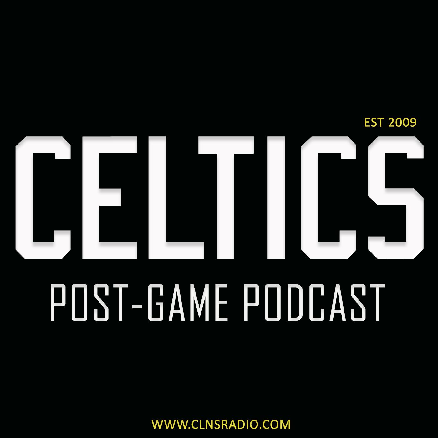 Boston Celtics Post Game Show | Powered by CLNS Radio