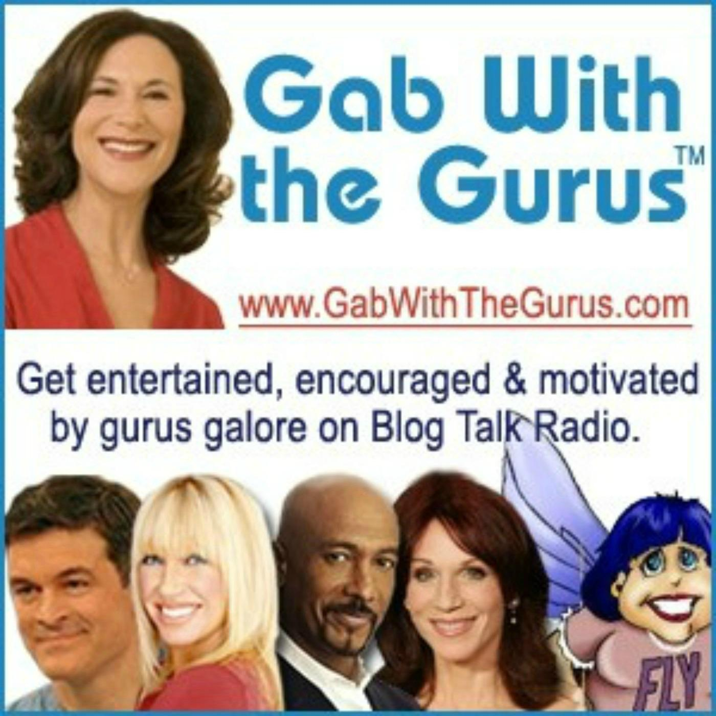 Gab with the Gurus with Connie Bennett