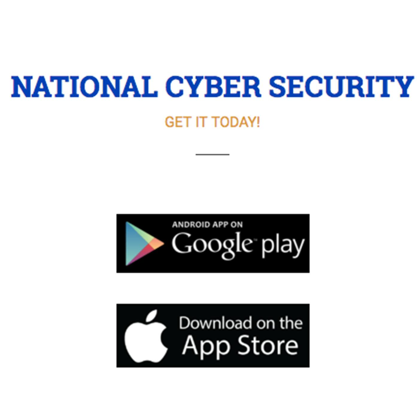 National Cyber Security By Gregory Evans