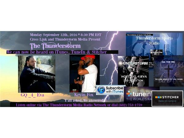 thunderstorm media presents the thunderstorm with kevin fox 09 12