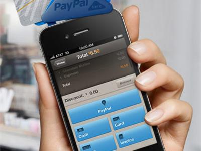 Paypal is here direct from pay pal headquarters 0518 by danna play paypal pay pal credit card reader colourmoves
