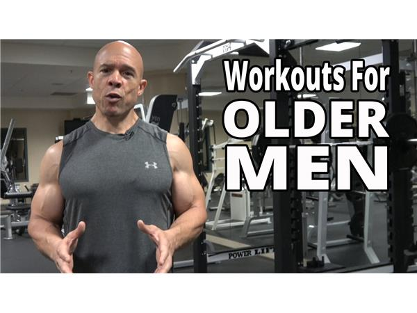 What Are Best Workouts For Older Men