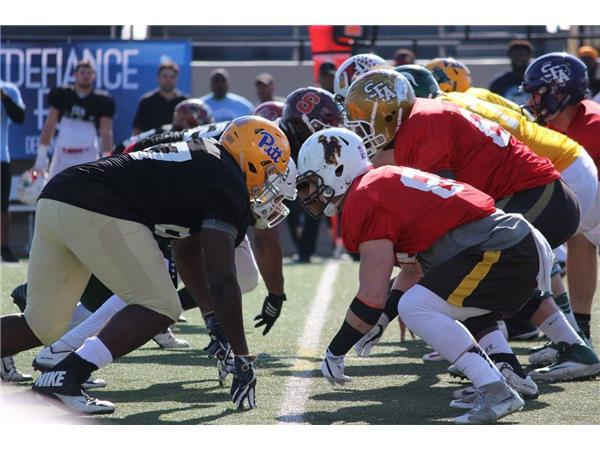 Image result for pro gridiron showcase