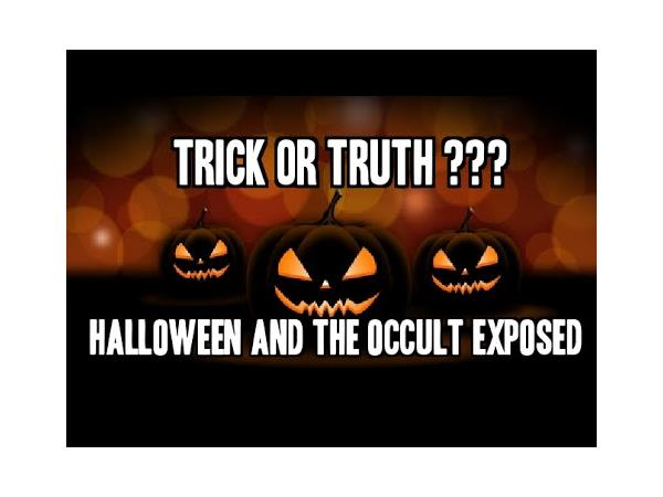 whats really behind halloweencan you handle the truth