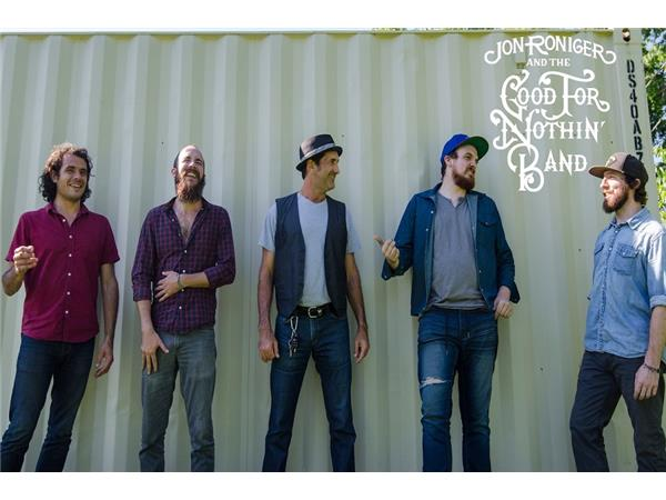 Big Blend Radio: Jon Roniger & The Good For Nothin' Band - Second Shot Album