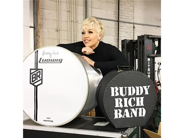Big Blend Radio: Cathy Rich - Vocalist an Daughter of Drummer Buddy Rich