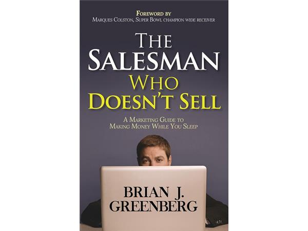 Big Blend Radio: The Salesman Who Doesn't Sell