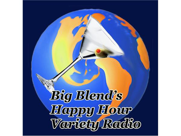 Big Blend Radio: Political Thriller, WWI Air History, and Wine!