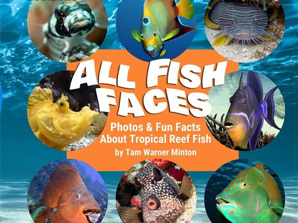 Big Blend Radio: Tam Warner Minton - Citizen Science & Author of All Fish Faces