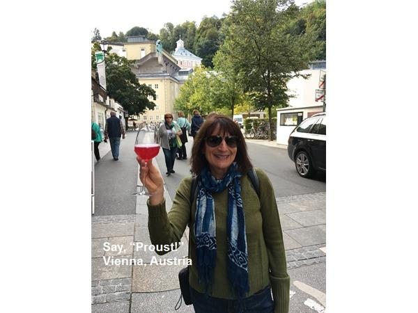 Big Blend Radio: Debbie Stone - A Taste of Austria