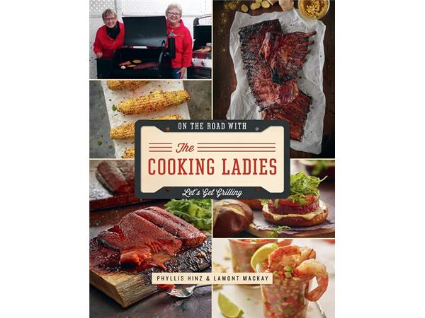 Big Blend Radio: Grilling with The Cooking Ladies!