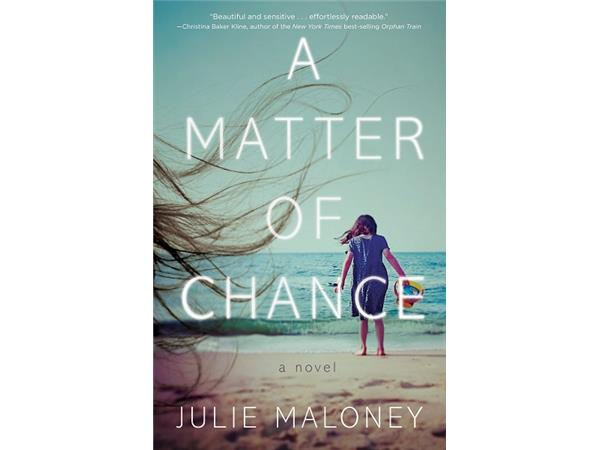 "Big Blend Radio: Julie Maloney - Author of ""A Matter of Chance"""
