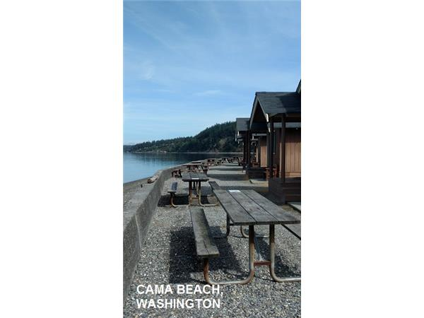 Big Blend Radio: Camano Island, Washington – Where Past Meets Present