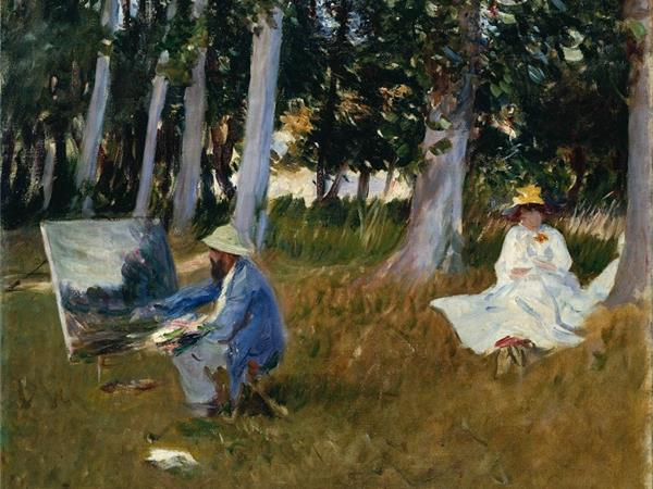 Big Blend Radio: Victoria Chick - History of Plein Air Painting