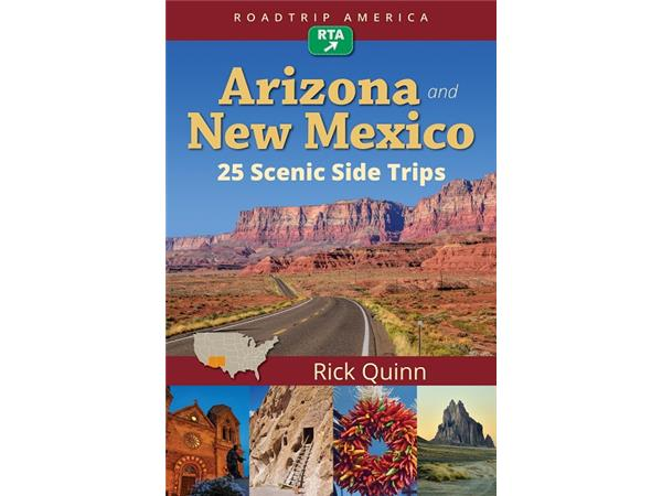 Big Blend Radio: Scenic Side Trips in Arizona and New Mexico