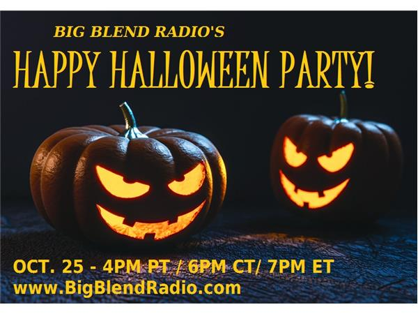 Big Blend Radio: Happy Halloween Party