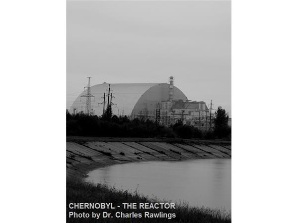 Big Blend Radio: Dr Rawlings visits Chernobyl & Pripyat