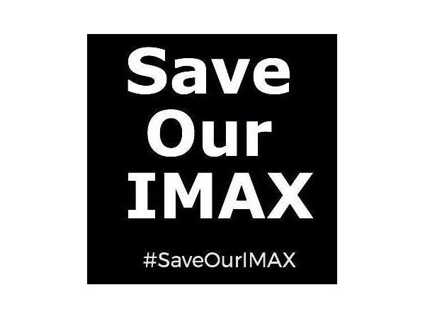 Big Blend Radio: SAVE OUR IMAX!