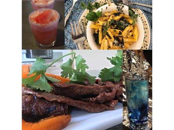 Big Blend Radio: Summer Cooking and Cocktail Party!