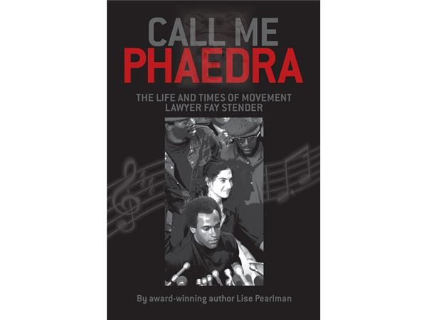 Big Blend Radio: Lise Pearlman - Author of 'Call Me Phaedra'