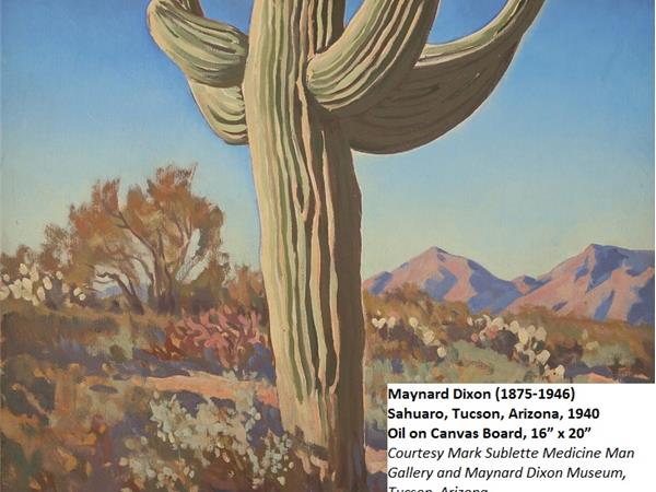 Big Blend Radio: Arizona Artists who Painted the Sonoran Desert