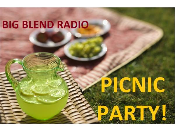 Big Blend Radio: Picnics, Peanuts & Wine